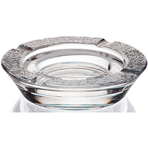 交換無料! 灰皿 海外モデル CRISTALICA)灰皿 アメリカ powered 輸入物 GW01609 Ashtray, lead crystal ashtray, 海外モデル cigar, cigarette, lead crystal