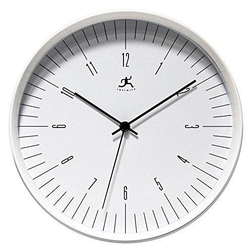 壁掛け時計 インテリア インテリア 海外モデル アメリカ Infinity Instruments 14760WH-3781 Bel Air Wall Clock by Infinity Instruments壁掛け時計 インテリア インテリア 海外モデル アメリカ