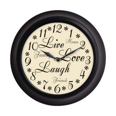 壁掛け時計 インテリア インテリア 海外モデル アメリカ 12in Inspirational Wall Clock by Westclox壁掛け時計 インテリア インテリア 海外モデル アメリカ