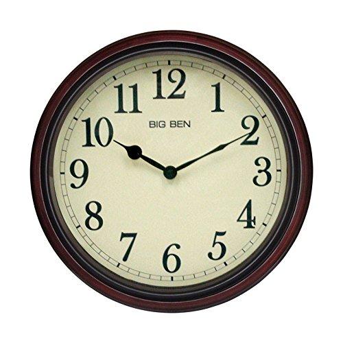 壁掛け時計 インテリア インテリア 海外モデル アメリカ Westclox Quartz Wall Clock 15.5