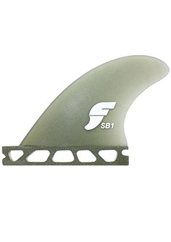 サーフィン フィン マリンスポーツ Future Fins SB1 Fiberglass Smoke Longboard Sidebite fin setサーフィン フィン マリンスポーツ