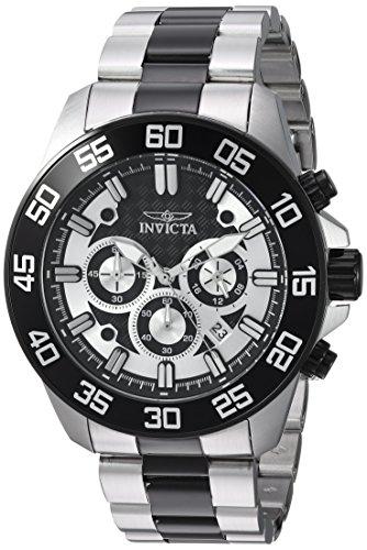 インヴィクタ インビクタ プロダイバー 腕時計 メンズ 24730 Invicta Men's Pro Diver Quartz Watch with Stainless-Steel Strap, Silver, 24 (Model: 24730)インヴィクタ インビクタ プロダイバー 腕時計 メンズ 24730