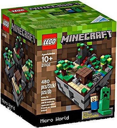 レゴ マインクラフト 【送料無料】Toy / Play LEGO Minecraft 21102, mindstorms, sets, list, star, wars, legoshop, lego, fire, station, bionicle Game / Kid / Childレゴ マインクラフト