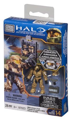 メガブロック メガコンストラックス ヘイロー 組み立て 知育玩具 97023 【送料無料】Mega Bloks Halo UNSC Armory Packメガブロック メガコンストラックス ヘイロー 組み立て 知育玩具 97023