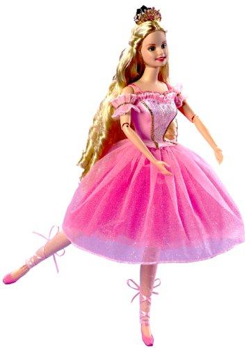 無料ラッピングでプレゼントや贈り物にも 逆輸入並行輸入送料込 バービー バービー人形 0074299507922 送料無料 Barbie 2001 トレンド Sugarplum Nutcracker 流行のアイテム in Doll Princess The