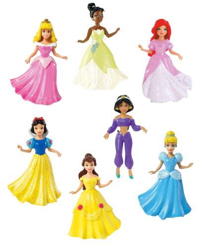 ディズニープリンセス W3196 【送料無料】Disney Princess Collection 7-Doll Gift Setディズニープリンセス W3196