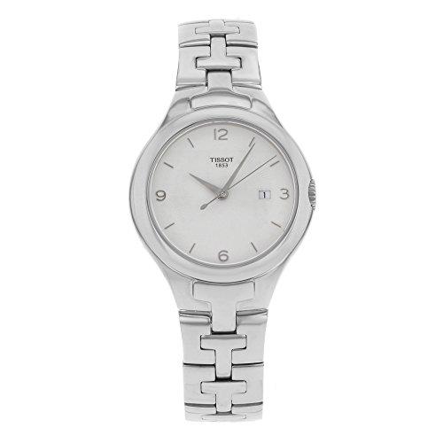 ティソ 腕時計 レディース T082.210.11.038.00 【送料無料】Tissot T-Trend Silver Dial Stainless Steel Ladies Watch T0822101103800ティソ 腕時計 レディース T082.210.11.038.00