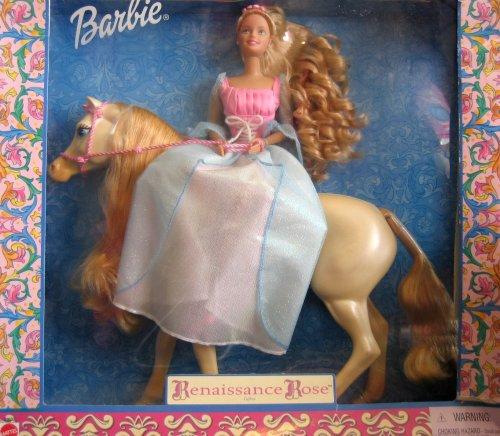 バービー バービー人形 日本未発売 プレイセット アクセサリ 28633 Barbie Renaissance Rose Giftset - Barbie Doll & Horse (2000)バービー バービー人形 日本未発売 プレイセット アクセサリ 28633