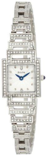 ブローバ 腕時計 レディース 96L140 【送料無料】Bulova Women's 96L140 Crystal Classic Watchブローバ 腕時計 レディース 96L140
