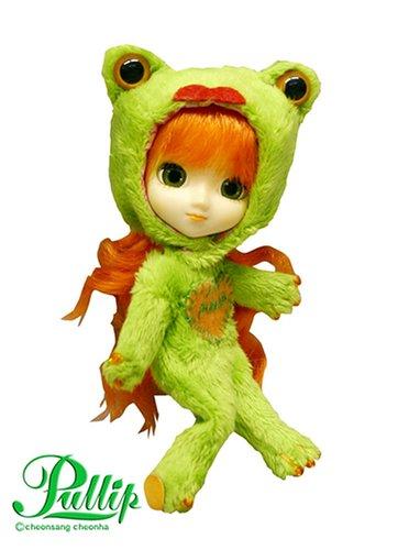 プーリップドール 人形 ドール 【送料無料】Little Pullip Froggy Dollプーリップドール 人形 ドール