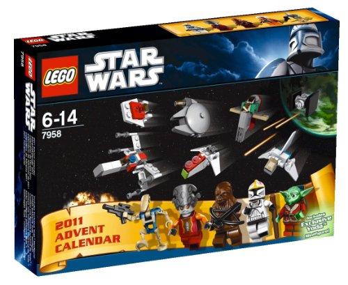 レゴ スターウォーズ 294859 SDCC 2011 Comic-Con Exclusive LEGO Star Wars Advent Calendar Set 7958レゴ スターウォーズ 294859