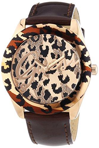 腕時計 ゲス GUESS レディース W0455L3 【送料無料】Guess Women's Quartz Watch W0455L3 with Leather Strap腕時計 ゲス GUESS レディース W0455L3