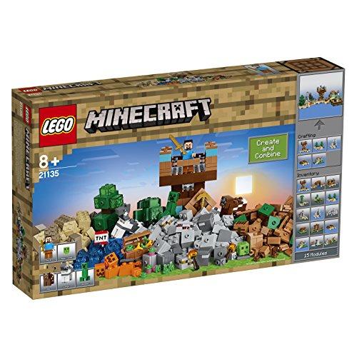レゴ マインクラフト 21135 LEGO Minecraftレゴ マインクラフト 21135