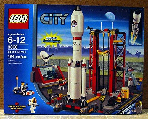 レゴ シティ 4598911 LEGO Space Center 3368レゴ シティ 4598911