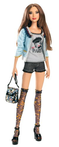 バービー バービー人形 W2203 【送料無料】Barbie Fashion Stardoll Doll - Mix and Match Trendy, Original Fashions and Accessoriesバービー バービー人形 W2203