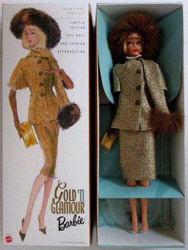バービー バービー人形 バービーコレクター コレクタブルバービー プラチナレーベル 【送料無料】Barbie Gold 'n Glamour 2001 Collectors' Requestバービー バービー人形 バービーコレクター コレクタブルバービー プラチナレーベル