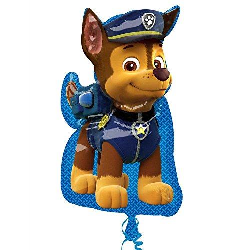 パウパトロール アメリカ直輸入 英語 バイリンガル育児 おもちゃ 35 Inch Paw Patrol Chase Foil Balloonパウパトロール アメリカ直輸入 英語 バイリンガル育児 おもちゃ