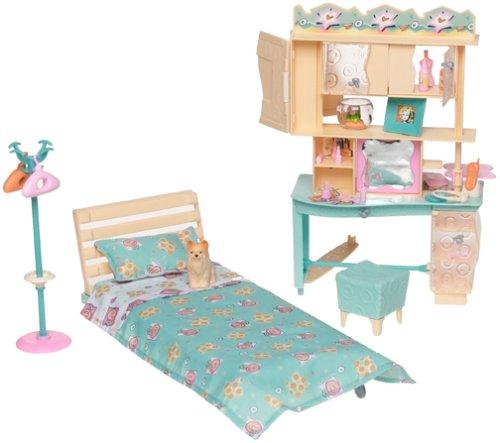 バービー バービー人形 日本未発売 プレイセット アクセサリ 67552 【送料無料】Barbie All Around Home Bedroom Playset - 2 Sides of Playtime Funバービー バービー人形 日本未発売 プレイセット アクセサリ 67552