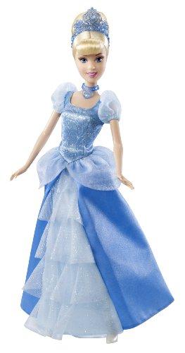 シンデレラ ディズニープリンセス T7201 【送料無料】Disney Princess Sparkling Princess Cinderella Doll - 2011シンデレラ ディズニープリンセス T7201
