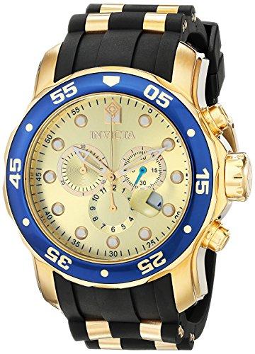 インヴィクタ インビクタ プロダイバー 腕時計 メンズ 17881 【送料無料】Invicta Men's 17881 Pro Diver Analog Display Swiss Quartz Black Watchインヴィクタ インビクタ プロダイバー 腕時計 メンズ 17881