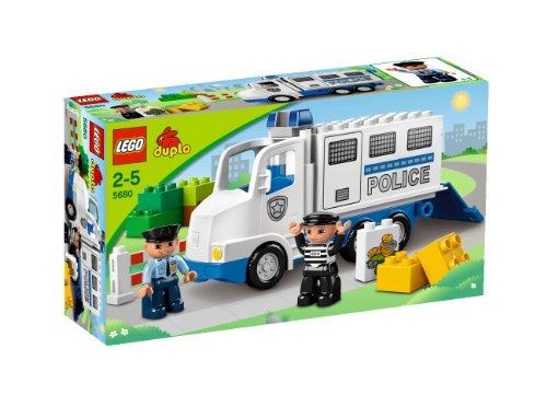 レゴ デュプロ 285686 【送料無料】LEGO DUPLO Lego Ville Police Truckレゴ デュプロ 285686