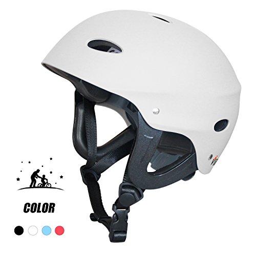 ウォーターヘルメット 安全 マリンスポーツ サーフィン ウェイクボード Vihir Adult Water Skate Bike Helmet Multi Sports Skateboard Scooter Men Women Dial Helmet, White, Mウォーターヘルメット 安全 マリンスポーツ サーフィン ウェイクボード