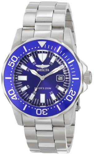 インヴィクタ インビクタ プロダイバー 腕時計 メンズ 15027 【送料無料】Invicta Men's 15027 Pro Diver Analog Display Japanese Quartz Silver Watchインヴィクタ インビクタ プロダイバー 腕時計 メンズ 15027
