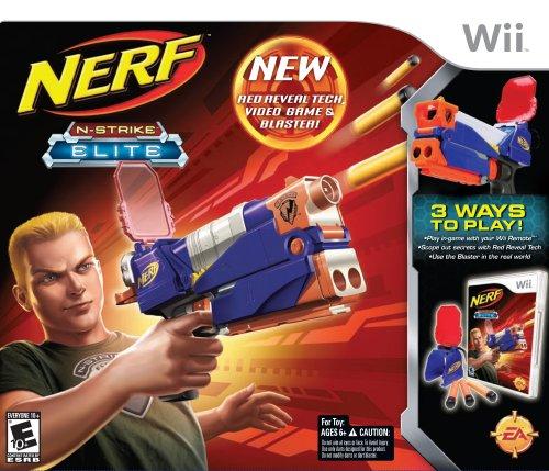 ナーフ エヌストライク アメリカ 直輸入 エリート 16857 Nerf N-Strike Elite Bundle - Nintendo Wii (Bundle)ナーフ エヌストライク アメリカ 直輸入 エリート 16857