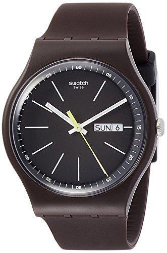 スウォッチ 腕時計 メンズ SUOC704 Swatch Men's Analogue Quartz Watch with Silicone Strap SUOC704スウォッチ 腕時計 メンズ SUOC704