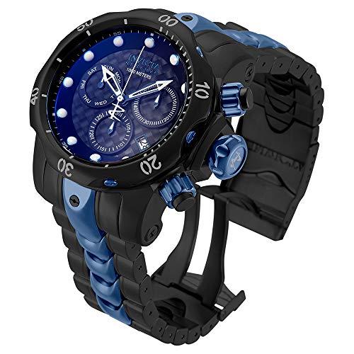 インヴィクタ インビクタ リザーブ 腕時計 メンズ 25062 Invicta Men's Reserve Quartz Watch with Stainless-Steel Strap, Black, 26 (Model: 25062)インヴィクタ インビクタ リザーブ 腕時計 メンズ 25062