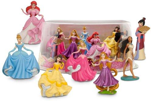 ディズニープリンセス 【送料無料】Disney Princess Mini-Figure Play Set #2ディズニープリンセス