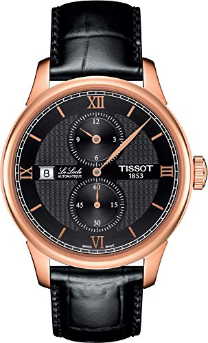 ティソ ティソ 腕時計 メンズ Tissot Le Locle Regulateur Tissot Automatic メンズ Mens Watch T0064283605802ティソ 腕時計 メンズ, mihaus:dbd1a3b5 --- 2017.goldenesbrett.at