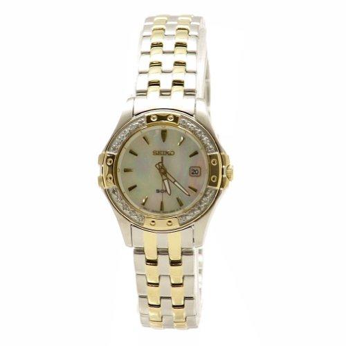 腕時計 セイコー レディース SXDE84 【送料無料】Seiko Le Grand Sport Two-tone Stainless Steel Women's watch #SXDE84腕時計 セイコー レディース SXDE84