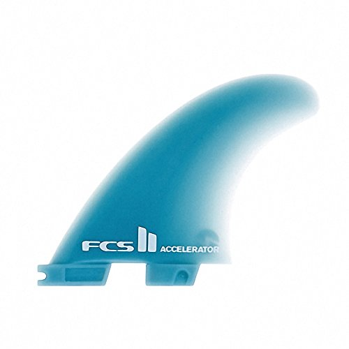 サーフィン フィン マリンスポーツ 【送料無料】FCS II Accelerator Glass Flex Tri Fin Medium Mediumサーフィン フィン マリンスポーツ