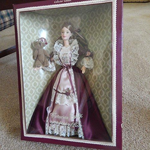 バービー バービー人形 日本未発売 25526 【送料無料】Victorian Barbie with Cedric Bearバービー バービー人形 日本未発売 25526