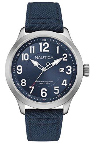 ノーティカ 腕時計 メンズ Ncc 01 Date 【送料無料】Nautica NCC 01 Blue Dial Mens Watch NAI10501Gノーティカ 腕時計 メンズ Ncc 01 Date