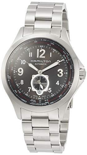 ハミルトン 腕時計 メンズ H76655133 【送料無料】Hamilton Khaki Aviation QNE Men's Automatic Watch H76655133ハミルトン 腕時計 メンズ H76655133