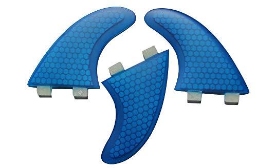 サーフィン フィン マリンスポーツ ZJ Sport FCS Fins/Future Fins/Center Fins for Surfboard (Honeycomb FCS G5)サーフィン フィン マリンスポーツ