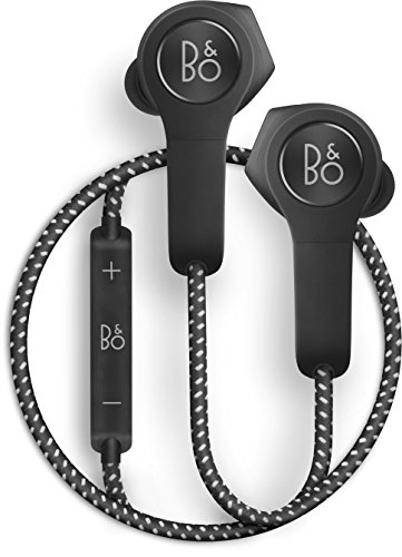 海外輸入ヘッドホン ヘッドフォン イヤホン 海外 輸入 1643426 Bang & Olufsen Beoplay H5 Wireless Bluetooth Earbuds - Black - 1643426海外輸入ヘッドホン ヘッドフォン イヤホン 海外 輸入 1643426
