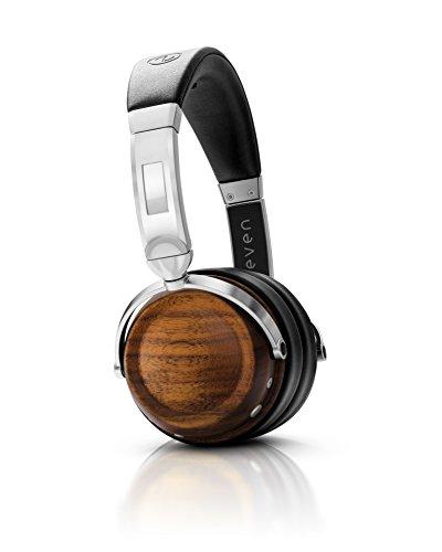 海外輸入ヘッドホン ヘッドフォン イヤホン 海外 輸入 H2 EVEN EarPrint H2 Bluetooth Wireless Headphones that Adapt to the Way You Hear ? with Mic (Walnut and Steel)海外輸入ヘッドホン ヘッドフォン イヤホン 海外 輸入 H2