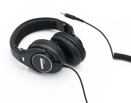 海外輸入ヘッドホン ヘッドフォン イヤホン 海外 輸入 SRH840 Shure SRH840 Professional Monitoring Headphones海外輸入ヘッドホン ヘッドフォン イヤホン 海外 輸入 SRH840