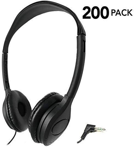 海外輸入ヘッドホン ヘッドフォン イヤホン 海外 輸入 SG-313 SmithOutlet 200 Pack Over The Head Low Cost Headphones in Bulk海外輸入ヘッドホン ヘッドフォン イヤホン 海外 輸入 SG-313