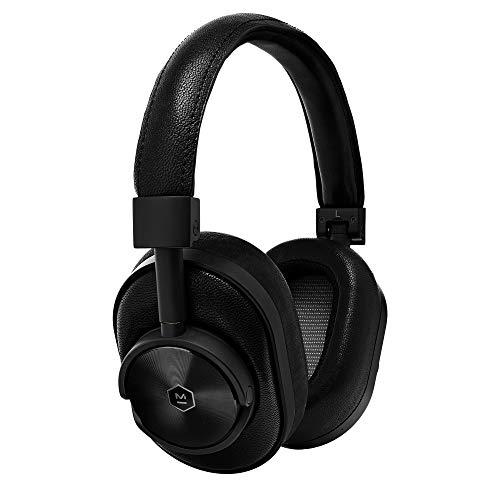 海外輸入ヘッドホン ヘッドフォン イヤホン 海外 輸入 MW60B1 Master & Dynamic MW60 Premium Leather Wireless Over-Ear Headphones with Bluetooth 4.1 and 45mm Neodymium Driver for Superior Sound, Bl海外輸入ヘッドホン ヘッドフォン イヤホン 海外 輸入 MW60B1