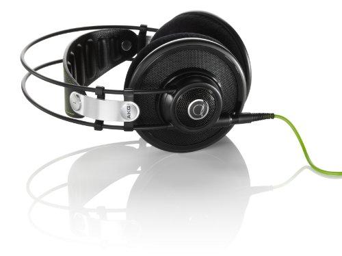 海外輸入ヘッドホン ヘッドフォン イヤホン 海外 輸入 Q701BLK 【送料無料】AKG Q 701 Quincy Jones Signature Reference-Class Premium Headphones - Black海外輸入ヘッドホン ヘッドフォン イヤホン 海外 輸入 Q701BLK