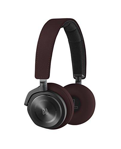 海外輸入ヘッドホン ヘッドフォン イヤホン 海外 輸入 1642236 Bang & Olufsen Beoplay H8 Wireless On-Ear Headphone with Active Noise Cancelling - Deep Red海外輸入ヘッドホン ヘッドフォン イヤホン 海外 輸入 1642236