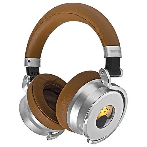海外輸入ヘッドホン ヘッドフォン イヤホン 海外 輸入 M-OV-1-TAN METERS MUSIC METERS Over Ear Headphone OV-1-TAN (Silver × Brown)【Japan Domestic genuine products】海外輸入ヘッドホン ヘッドフォン イヤホン 海外 輸入 M-OV-1-TAN