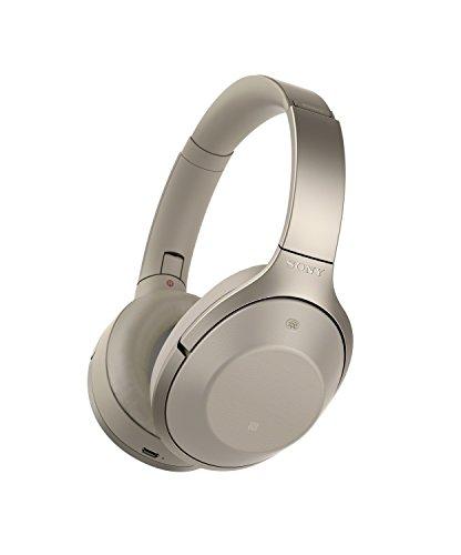 海外輸入ヘッドホン ヘッドフォン イヤホン 海外 輸入 MDR1000X/C 【送料無料】Sony Premium Noise Cancelling, Bluetooth Headphone, Grey Beige (MDR1000X/C) (2016 model)海外輸入ヘッドホン ヘッドフォン イヤホン 海外 輸入 MDR1000X/C