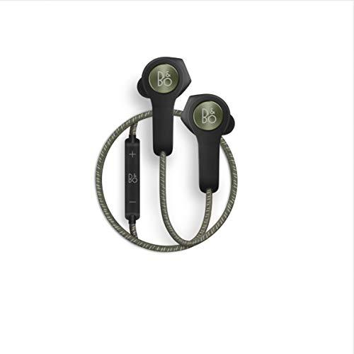 海外輸入ヘッドホン ヘッドフォン イヤホン 海外 輸入 1643462 Bang & Olufsen Beoplay H5 Wireless Bluetooth Earbuds - Moss Green海外輸入ヘッドホン ヘッドフォン イヤホン 海外 輸入 1643462