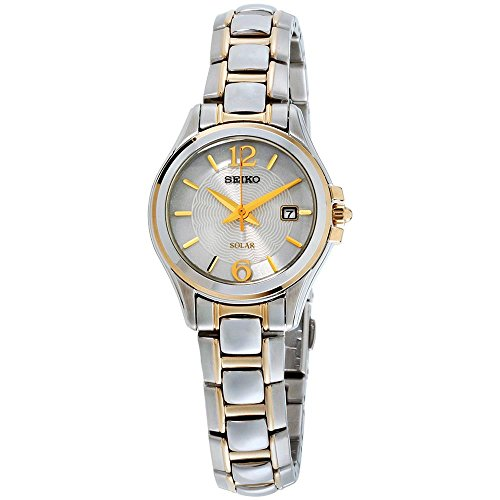 セイコー 腕時計 レディース SUT250 【送料無料】Seiko SUT250 Women's Core Stainless Steel Two-Tone Bracelet Band White Dial Watchセイコー 腕時計 レディース SUT250