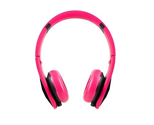 海外輸入ヘッドホン ヘッドフォン イヤホン 海外 輸入 MH-128551 Monster 128551-00 Monster DNA On-Ear Headphones with ControlTalk Cables for Apple Selected Models - Laser Pink海外輸入ヘッドホン ヘッドフォン イヤホン 海外 輸入 MH-128551